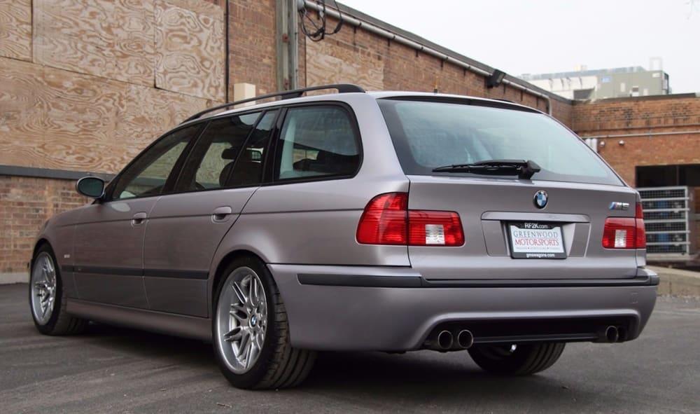 BMW M5 E39 Touring (7)