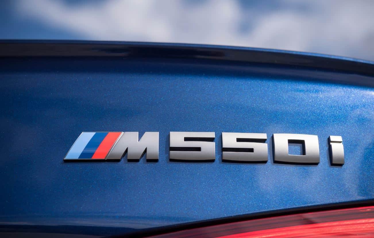 BMW M550 i 13