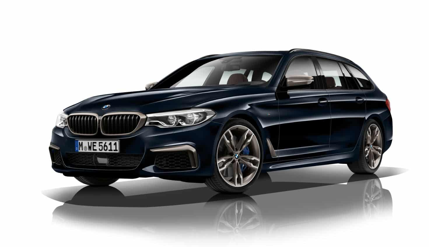 BMW M550d Xdrive Touring 1
