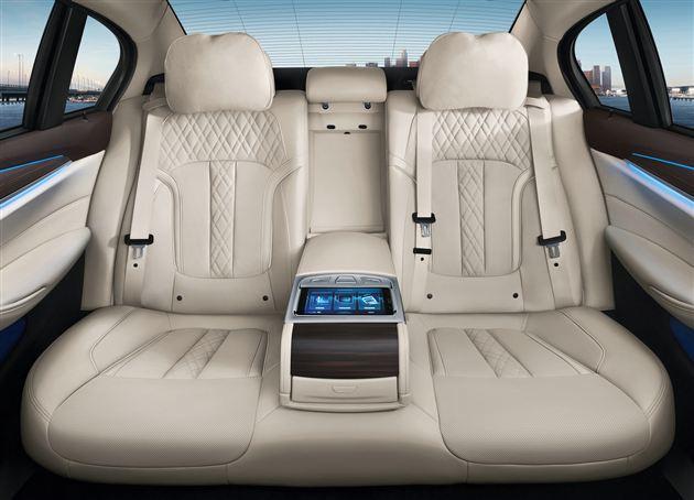 BMW Serie 5 Li (5)
