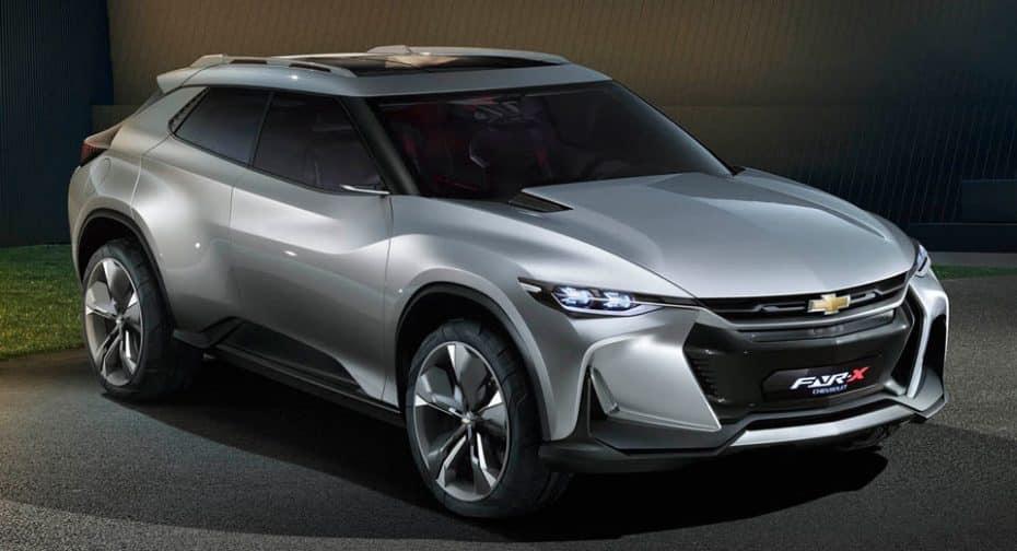 Chevrolet FNR-X: Así es uno de los concept más atractivos del Salón de Shanghai