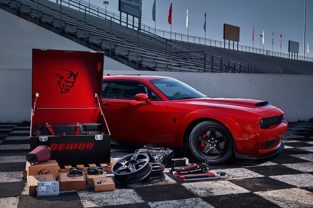 Dodge Challenger SRT Demon (42)