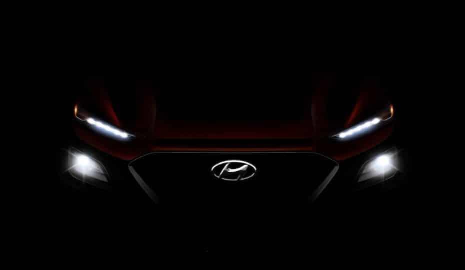 Nuevo teaser y algún detalle más del Hyundai KONA: El inicio de la gran ofensiva coreana