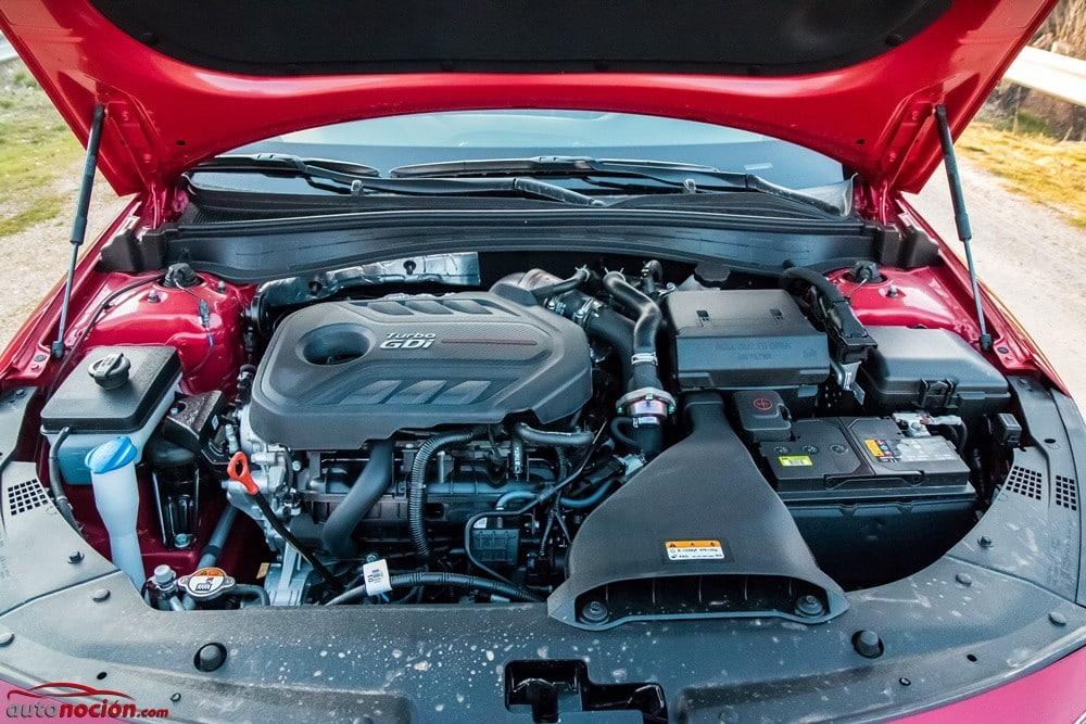 Kia Optima GT (21)