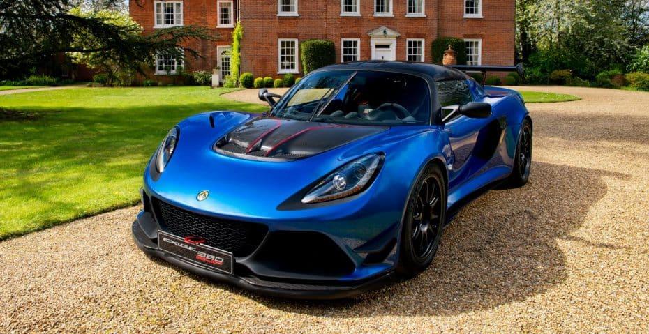 Lotus Exige Cup 380: Sólo habrá 60 unidades de lo más rápido de Hethel…