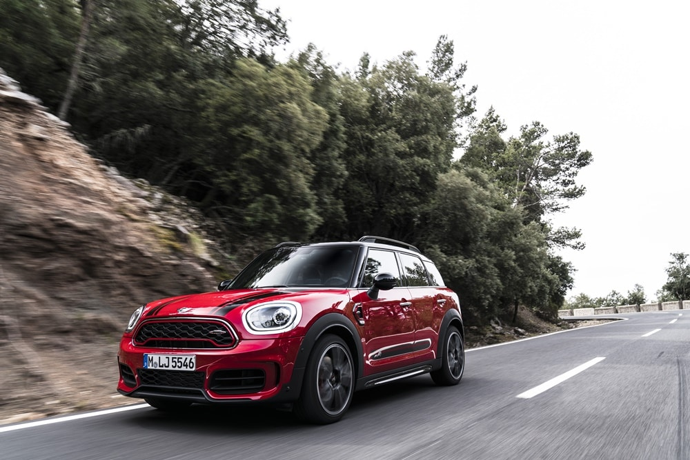 MINI JCW Countryman (45)