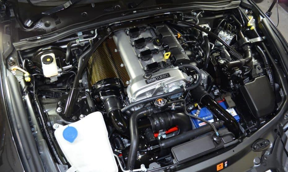 Y ahora el Mazda MX-5 ND con 250 CV y… ¡turbo!