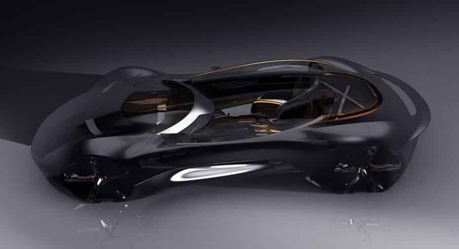 Maserati Hommage: Así es como este diseñador italiano se imagina un auténtico Gran Turismo en el 2049