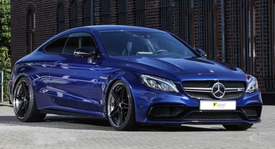 ¿Tu Mercedes-AMG C63 es discreto y poco potente? Schmidt solucionará tu quebradero de cabeza