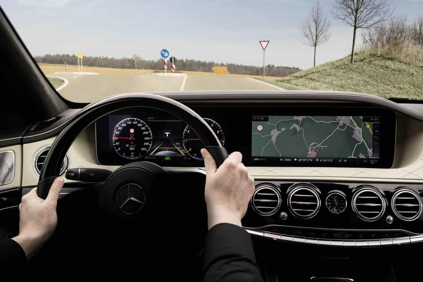 Mercedes-Benz Clase S 2017-2