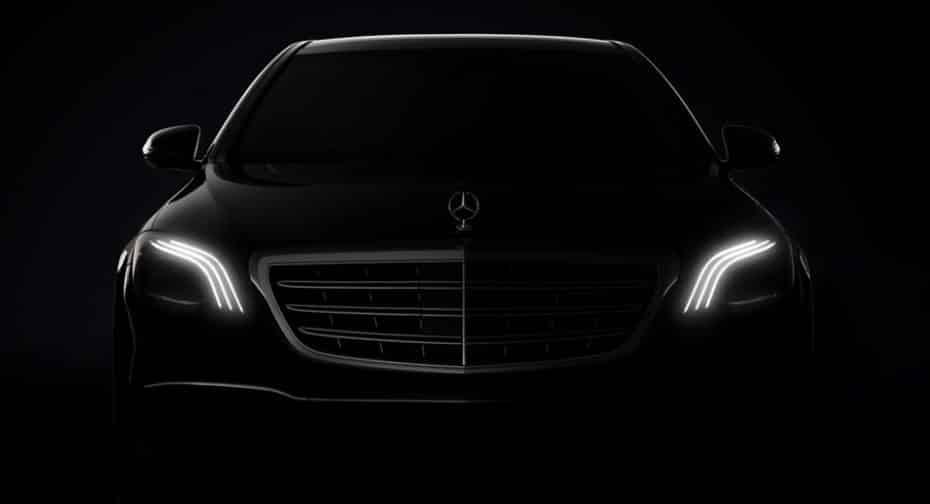 Mercedes-Benz nos traerá un nuevo Clase-S con lo último en tecnología y más eficiente