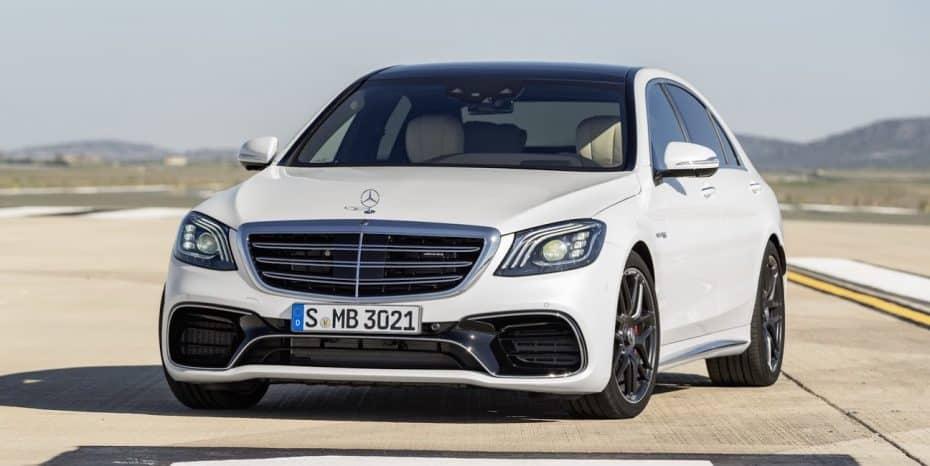 ¡Oficial! Así es el nuevo Mercedes-Benz Clase S 2018: Un ligero lavado de cara y tecnología punta