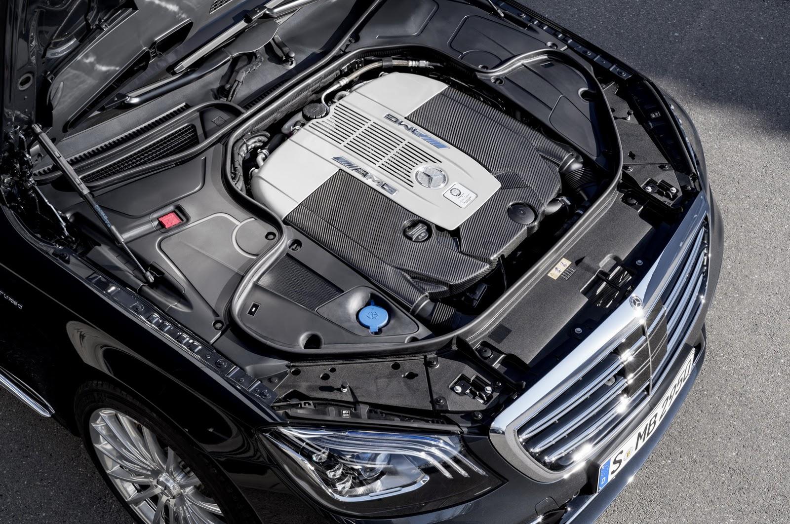 Mercedes-Benz Clase S 2018-2