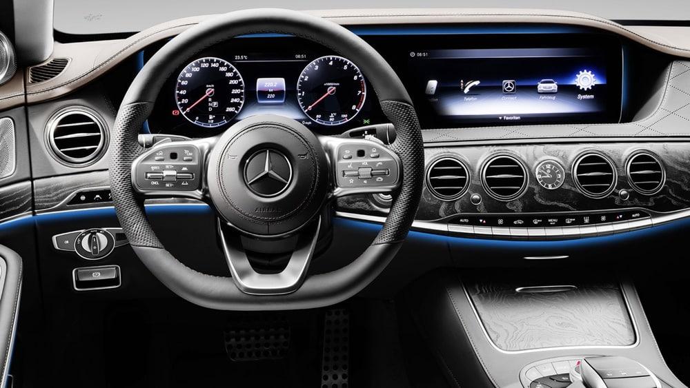 Mercedes-Benz Clase S 2018 (4)