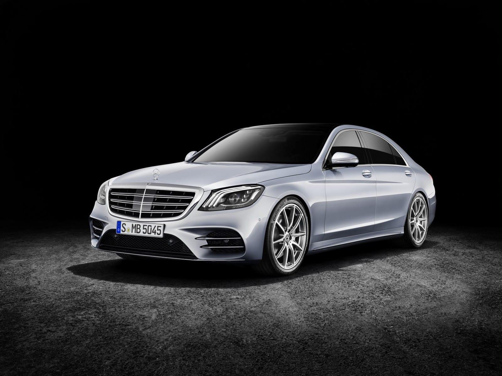 Mercedes-Benz Clase S 2018-47