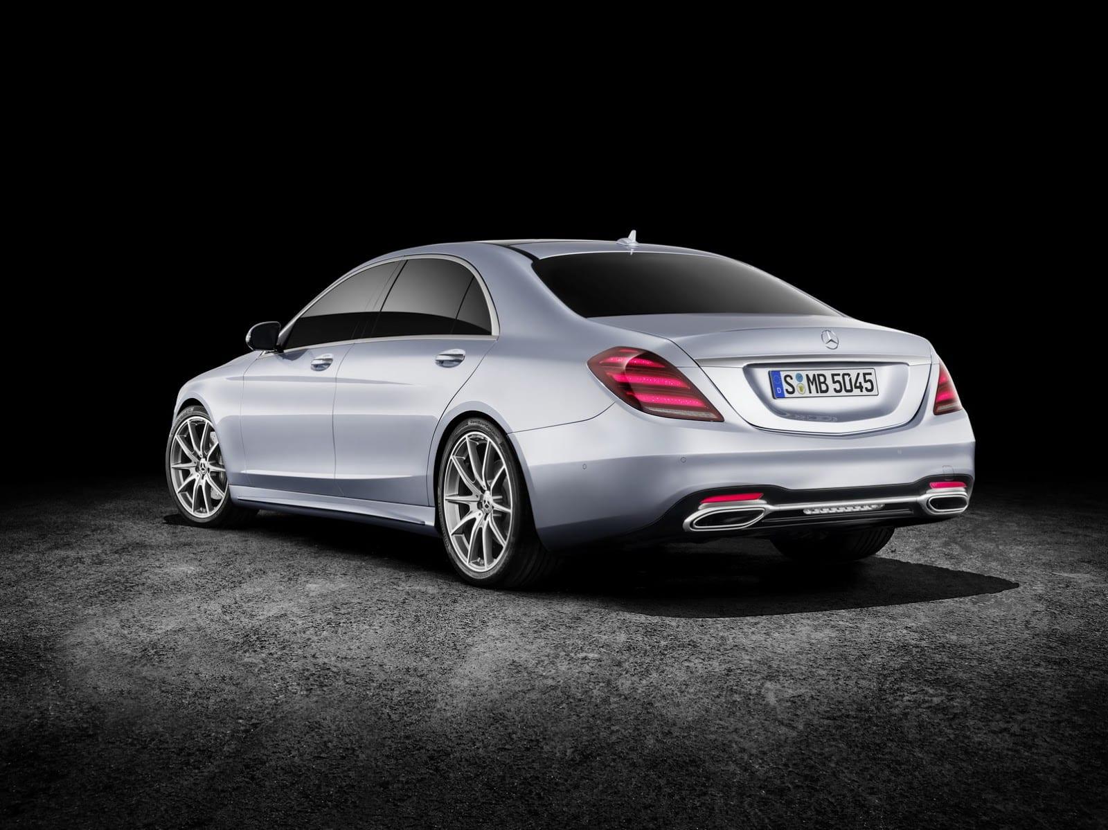 Mercedes-Benz Clase S 2018-48