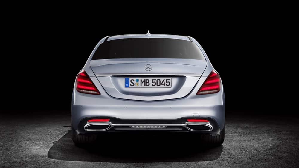 Mercedes-Benz Clase S 2018 (5)