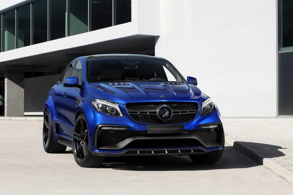 Mercedes-Benz GLE Coupe TOPCAR (2)