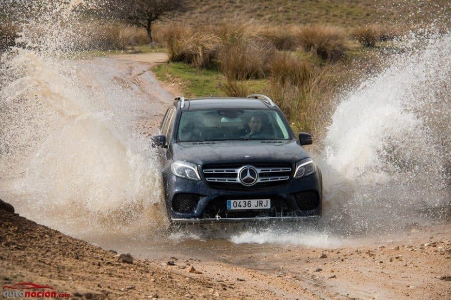Prueba Mercedes-Benz GLS 350d 4MATIC: La clase business en formato SUV y muy capaz