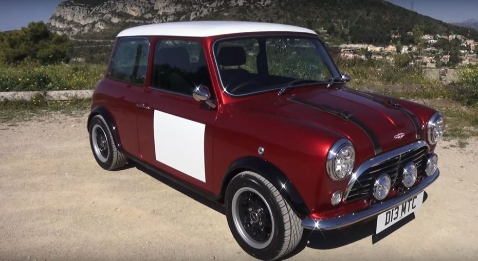 ¿Casi 100.000 euros por un MINI clásico? David Brown Automotive tiene la culpa de ello…