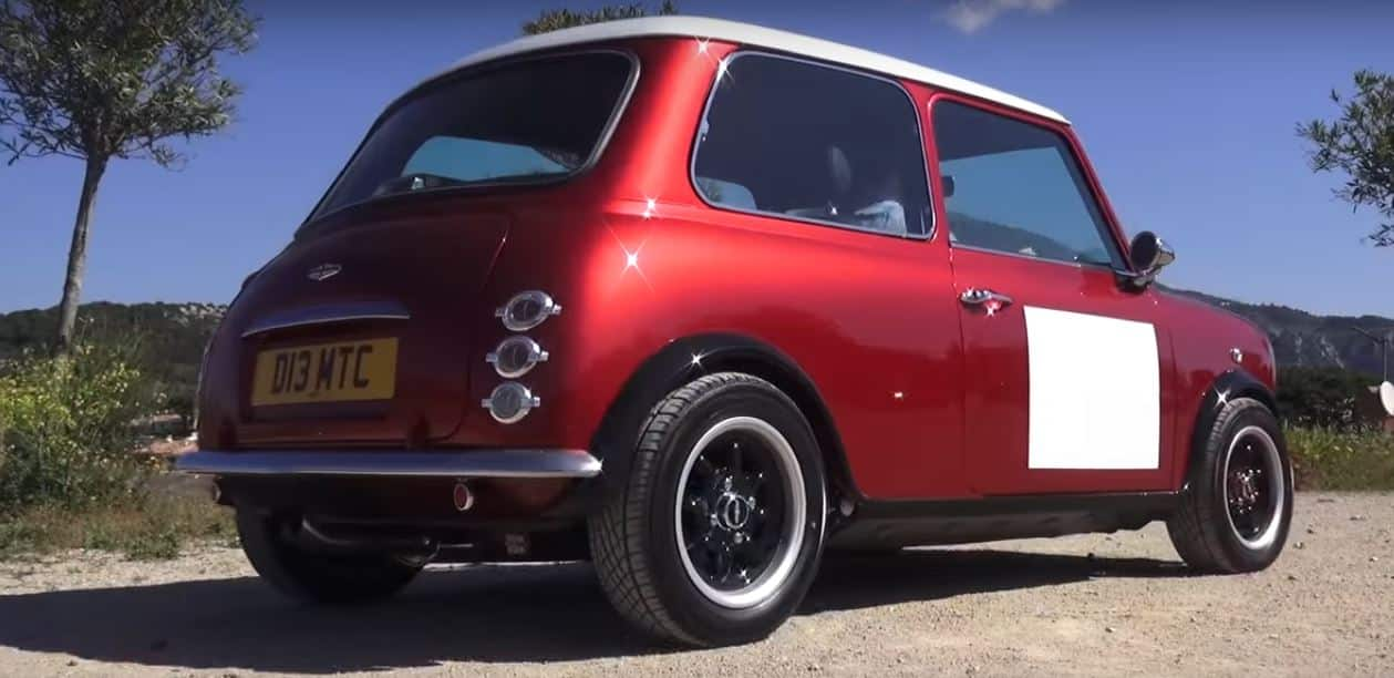 Mini by David Brown Automotive -4