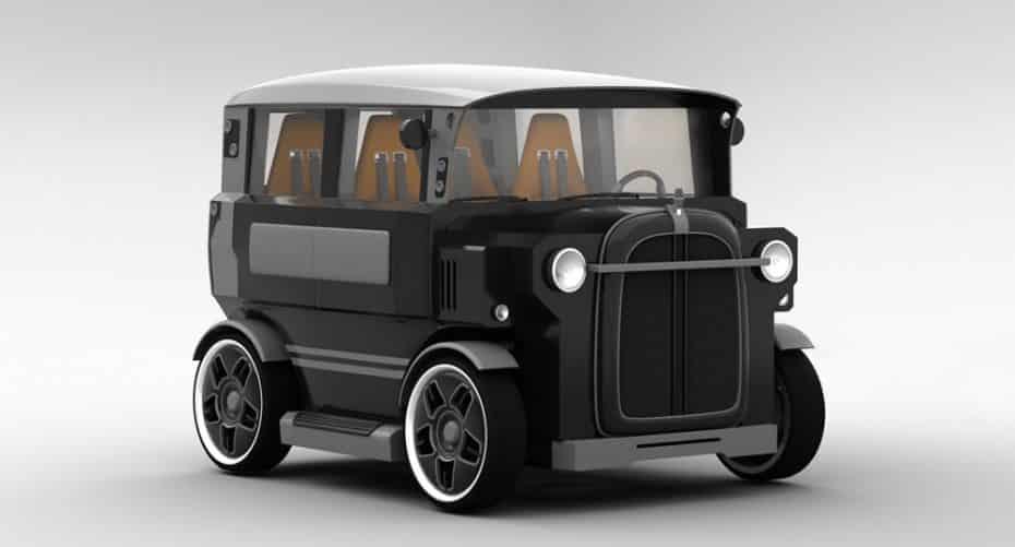 El vehículo que podría representar el futuro de las urbes sigue en pie ¡Igual que su precio de 3.500€!