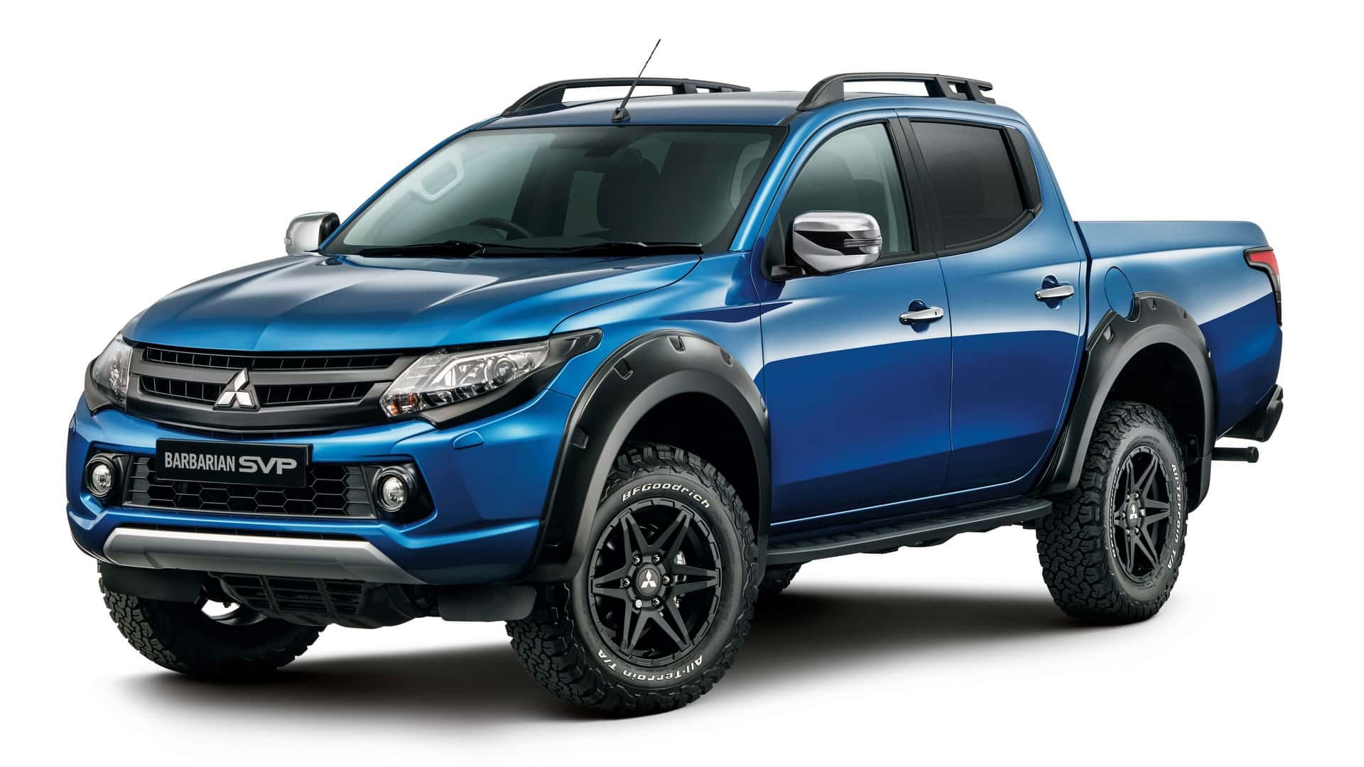 Mitsubishi L200 Special Vehicle Projects-2