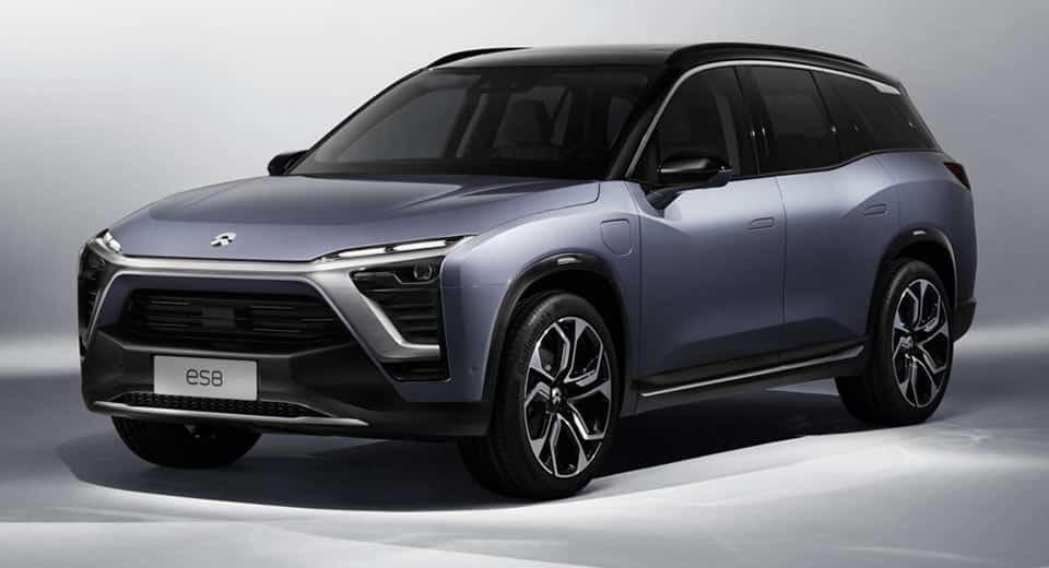 NIO ES8: Un SUV eléctrico que llega a China para plantarle cara al todopoderoso Model X