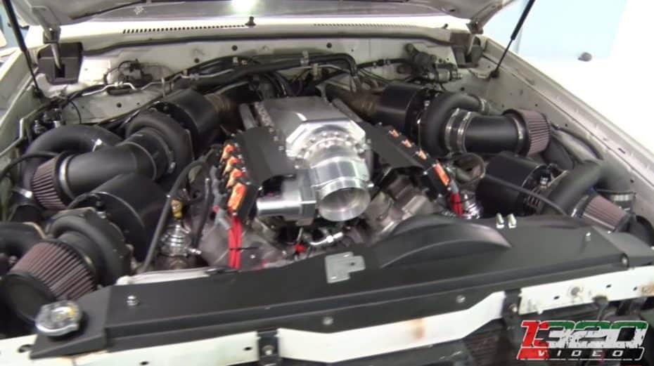 ¿Un Nissan Patrol con cuatro turbos? Así es este monstruoso todoterreno con más de 3.000 CV