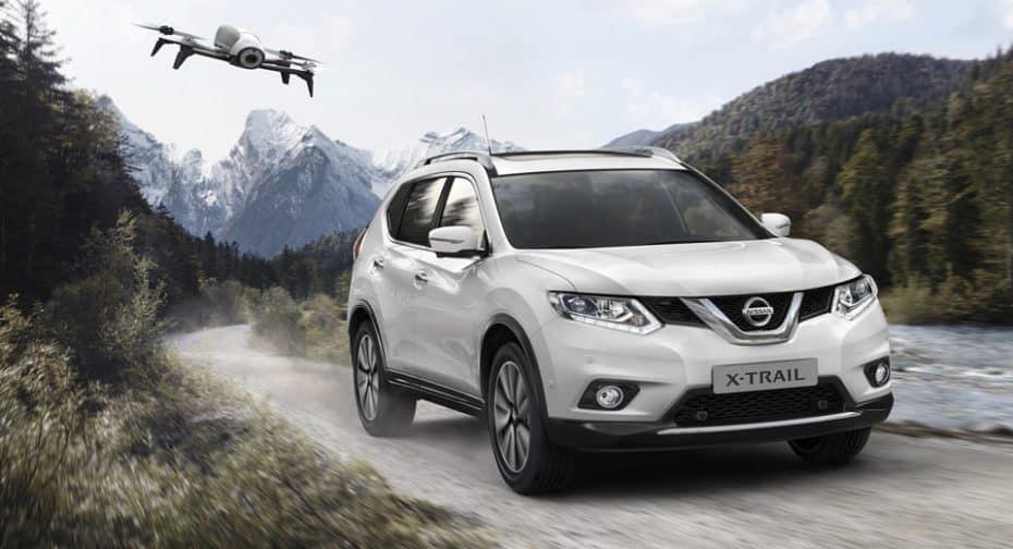 Nissan X-Trail X-Scape Edition: Una edición limitada ¡Con sorpresa voladora incluida!