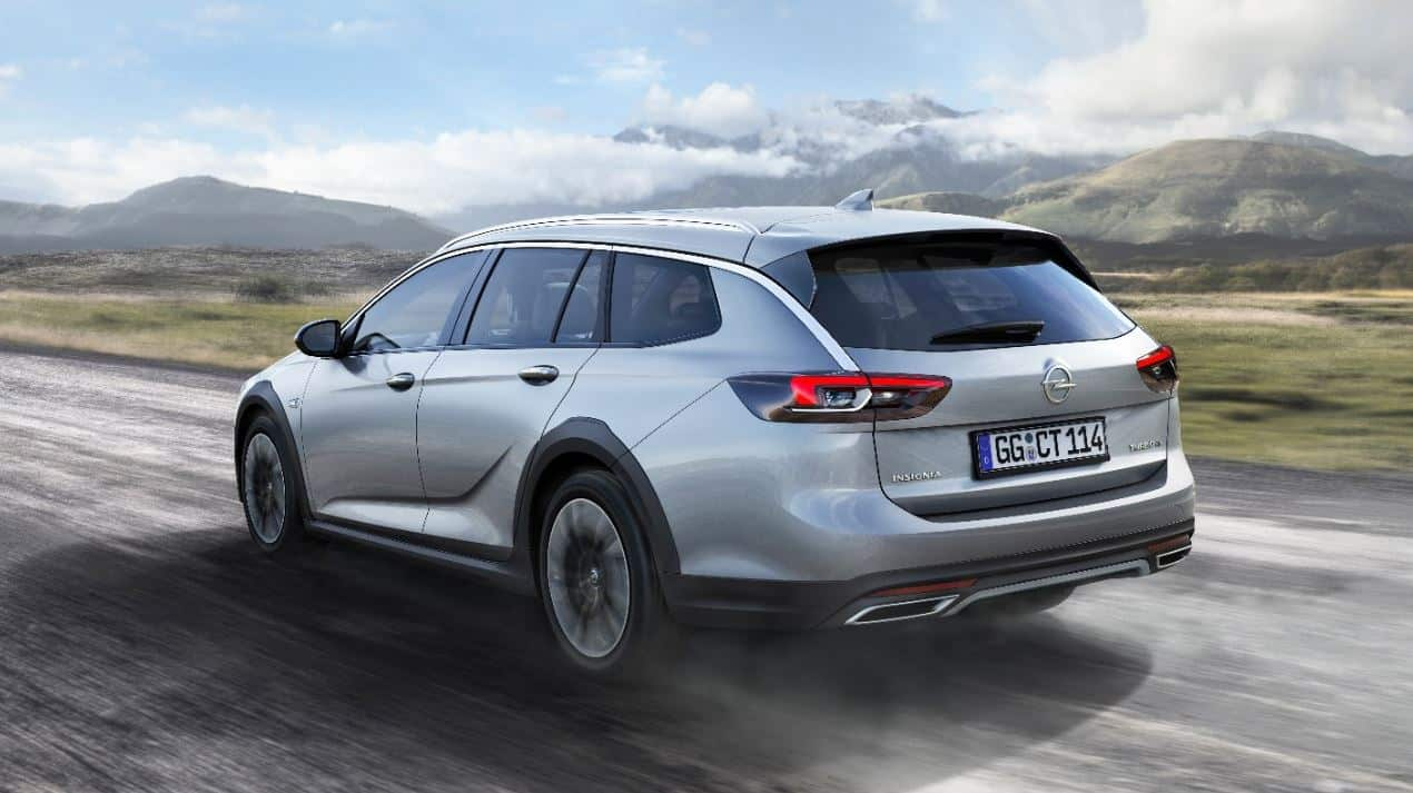 Opel Insignia Country Tourer 2017 1