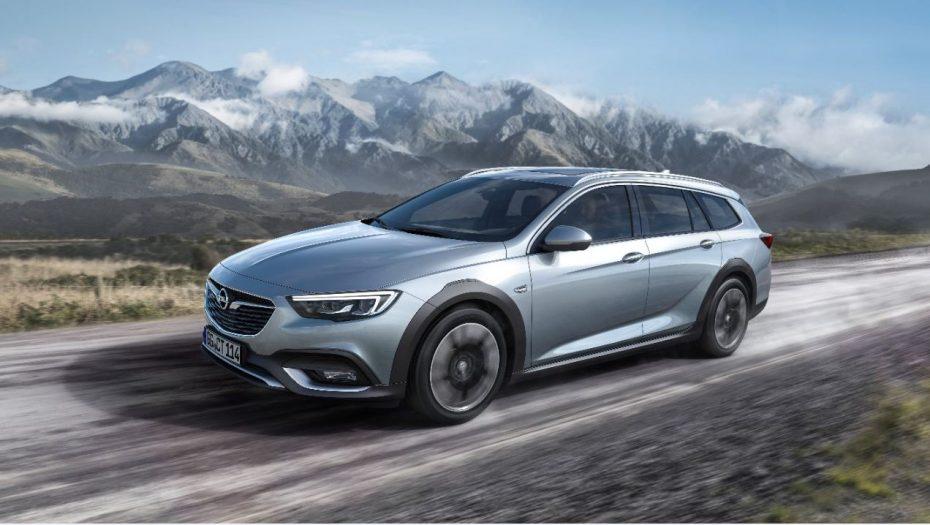 Nuevo Opel Insignia Country Tourer: El espíritu todocamino del Insignia