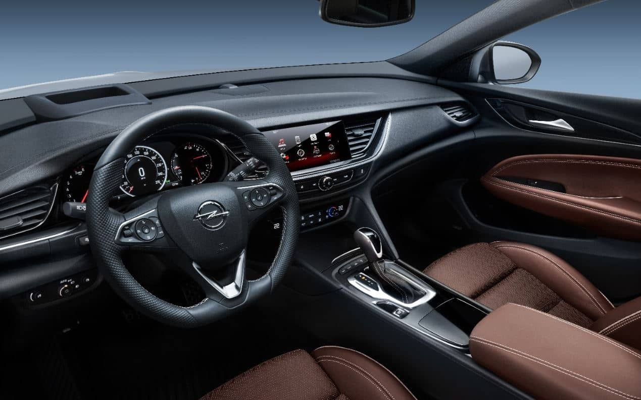 Opel Insignia Country Tourer 2017 3