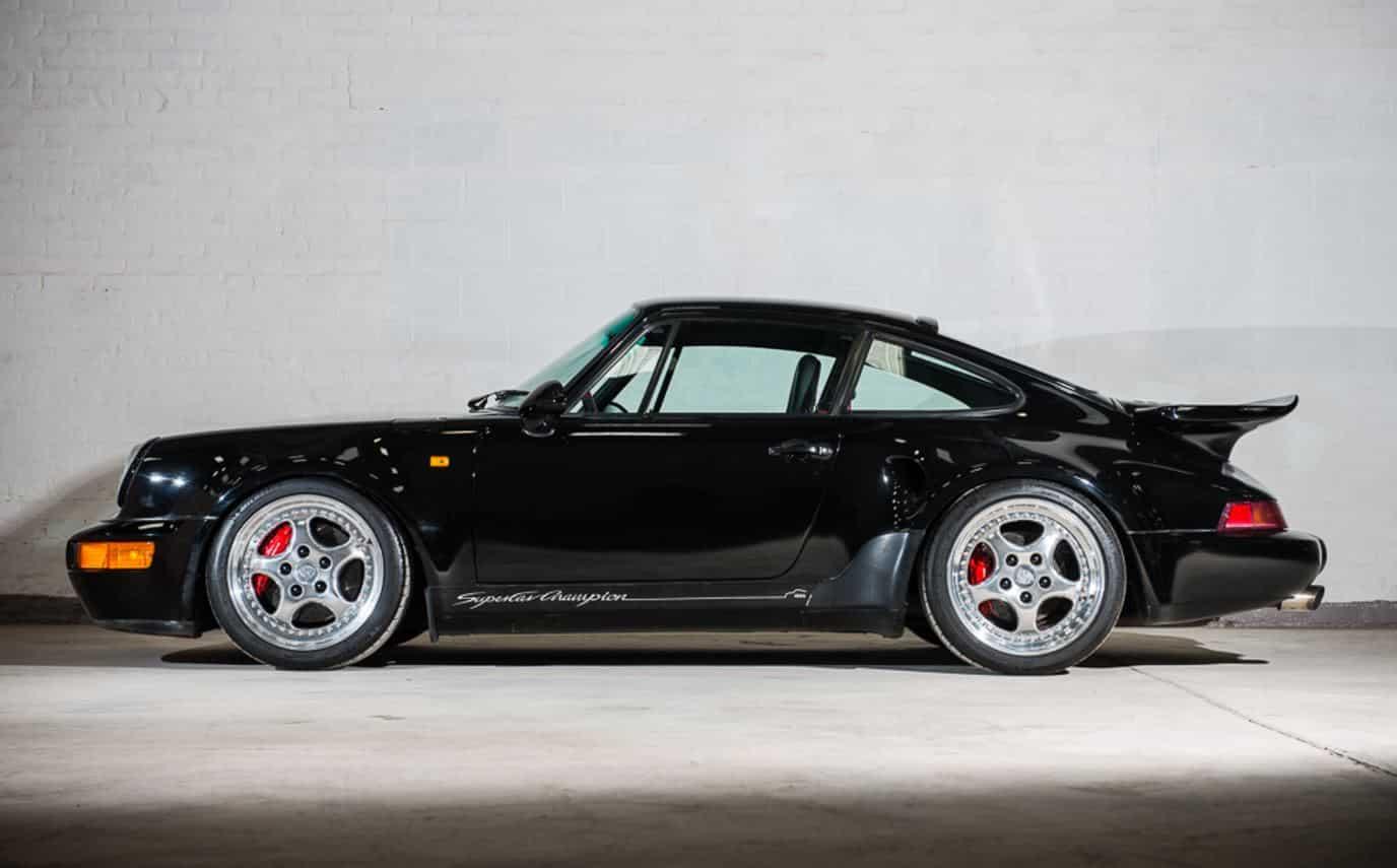 Porsche 911 (964) Turbo S Leichtbau 2