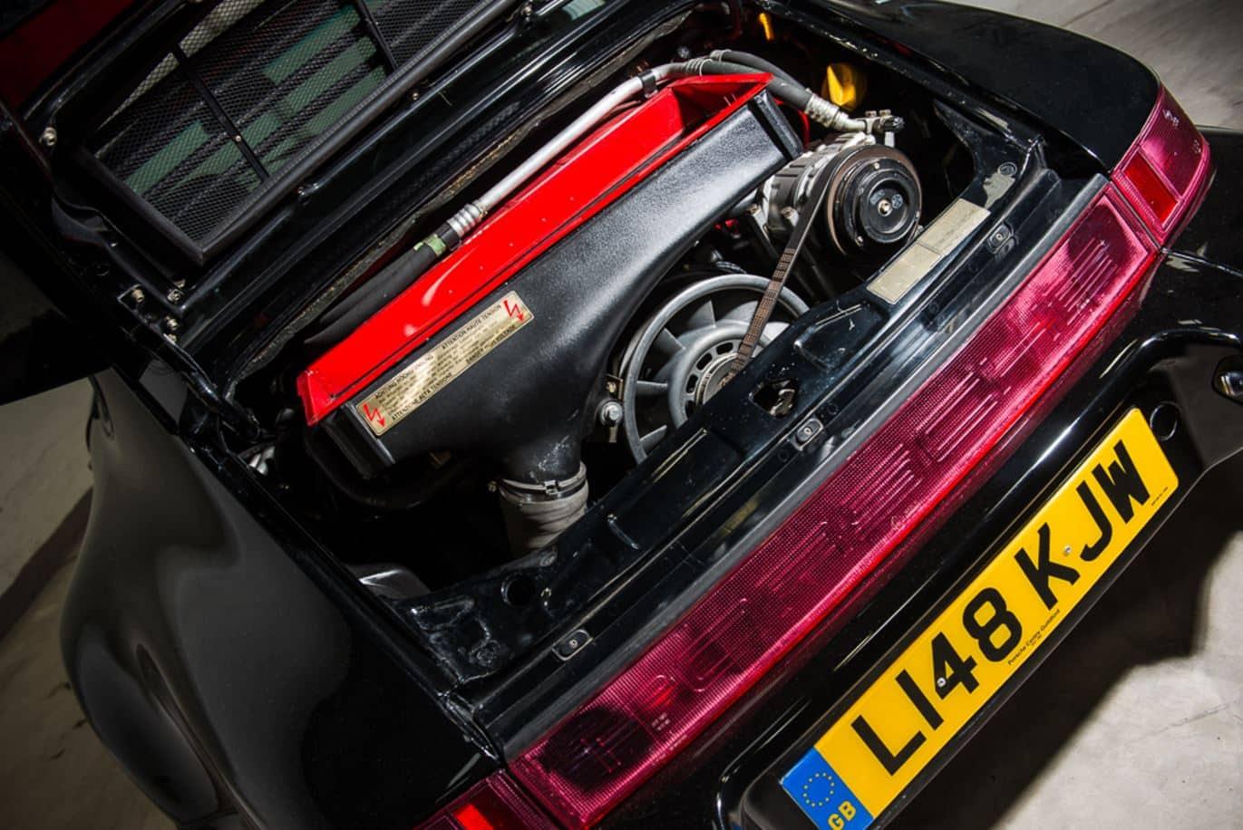 Porsche 911 (964) Turbo S Leichtbau 6