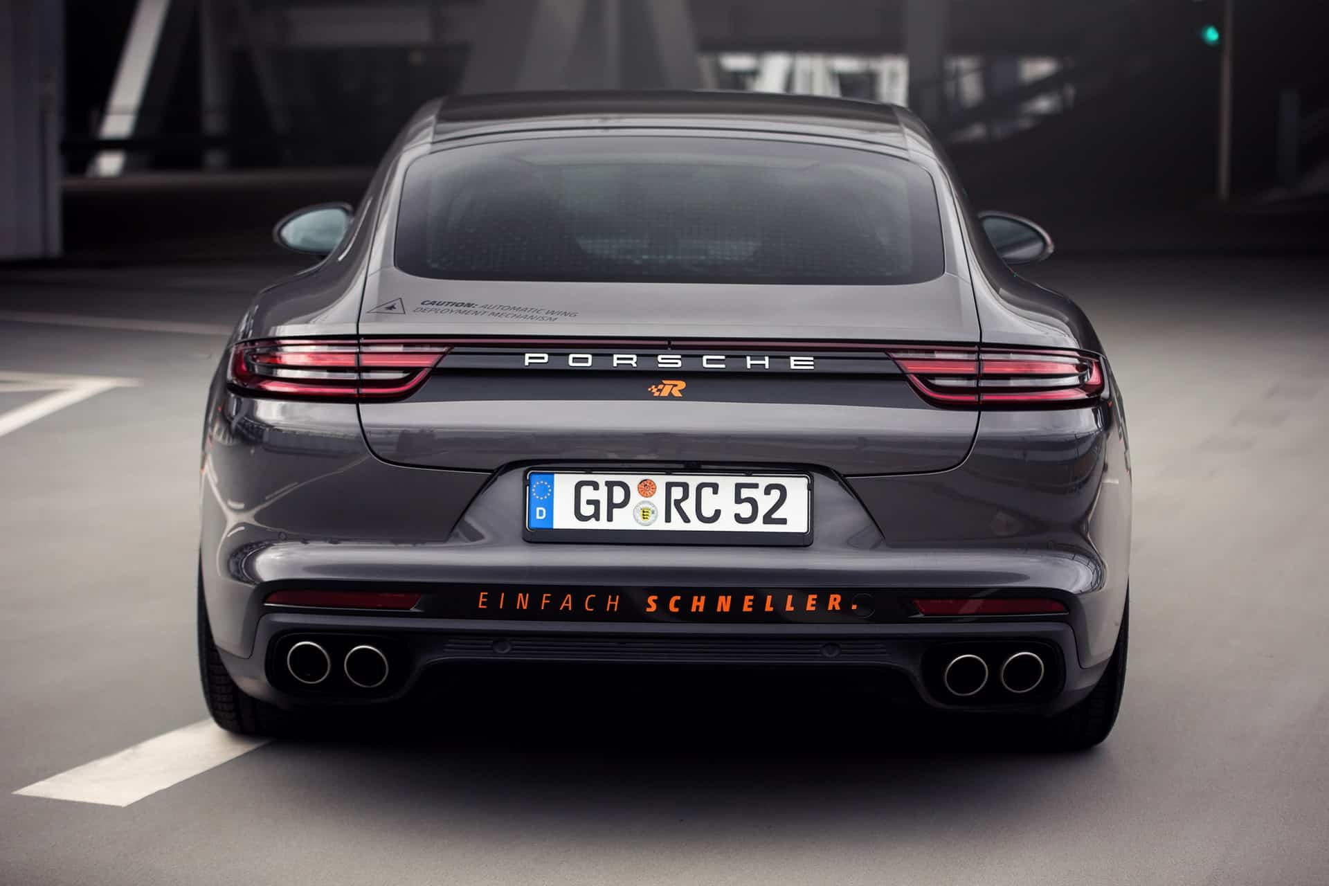 Porsche Panamera 4S Diésel RaceChip-1
