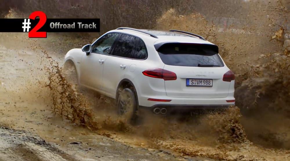 Porsche Top 5 Series-4