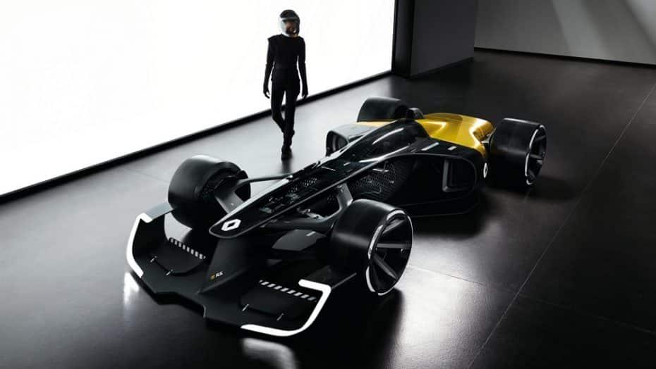 Renault R.S. 2027 Vision: Así será la Fórmula 1 dentro de una década según la firma gala