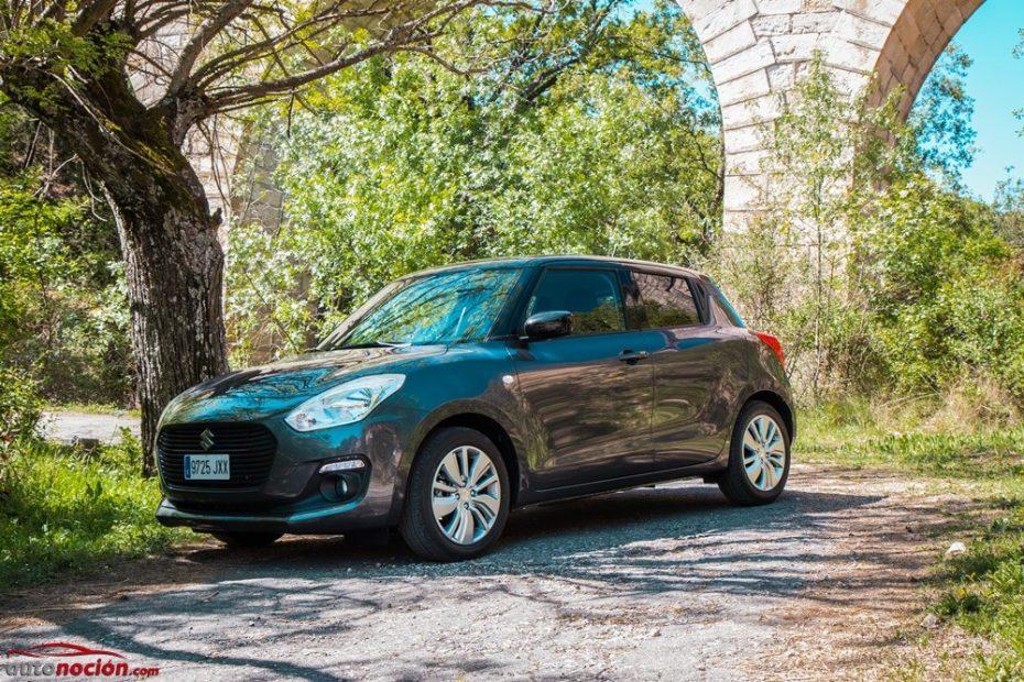 Contacto Suzuki Swift 1.2 DualJet 90 CV auto. GLE: Asequible, moderno y contundente