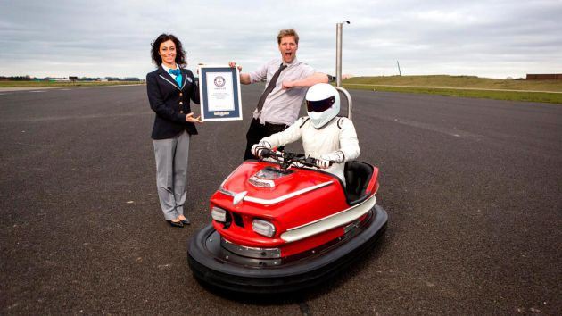 The Stig - Bumper Car (1)