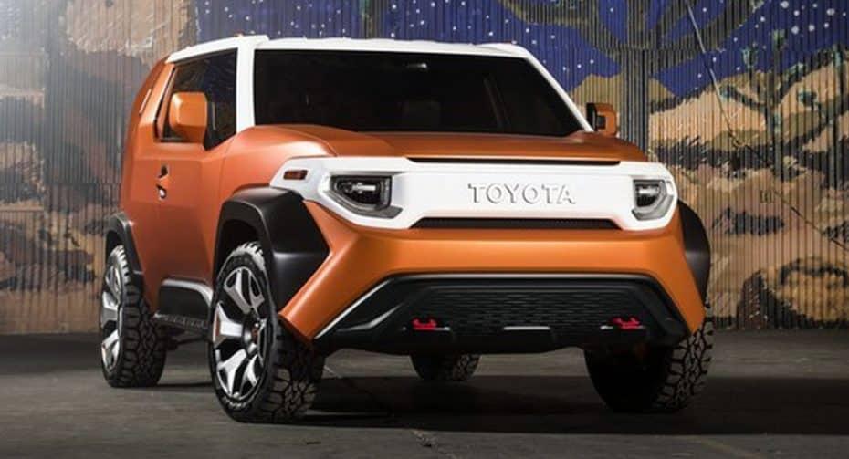 Toyota FT-4X Concept: Creado para explorar nuevas ideas y atraer al público millennial