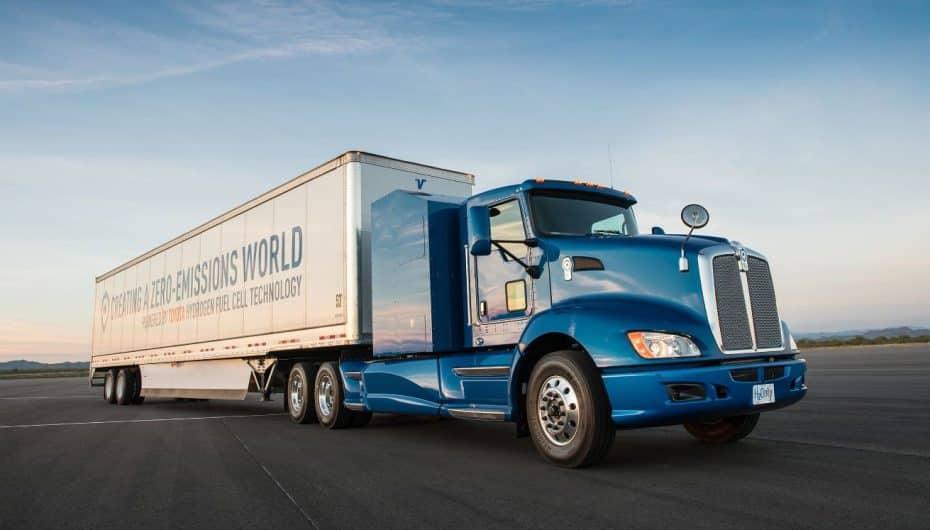 ¿Abandonarán los camiones el diésel?: Atento a la idea de Toyota con el hidrógeno…