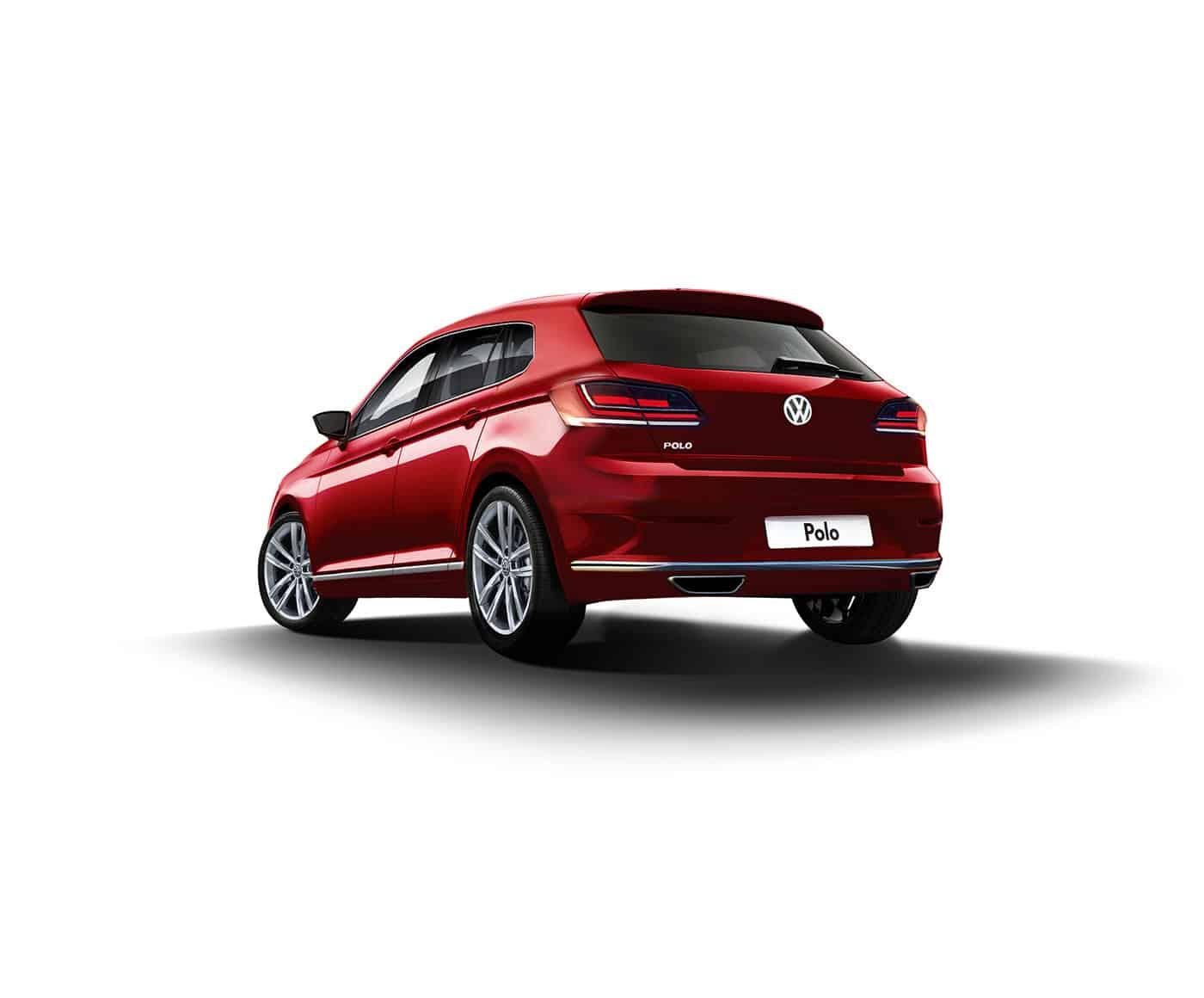 Volkswagen Polo 2018 render-2