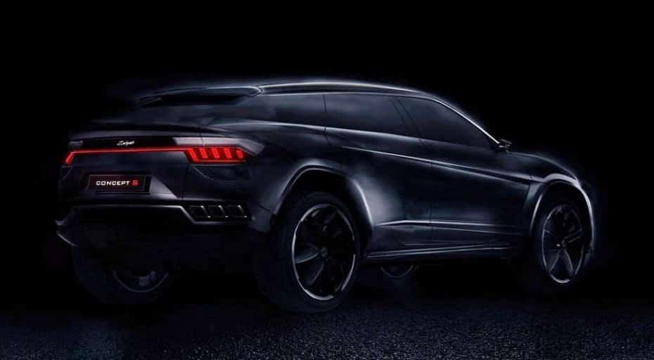 Lamborghini Urus parece, copia china es: Zoyte continúa imitando a los más grandes