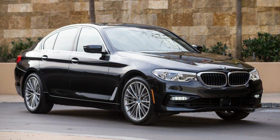 BMW seguirá apostando por los diésel en Estados Unidos: El 540d, casi listo para su lanzamiento