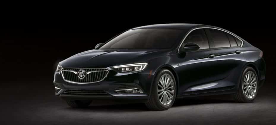 El nuevo Buick Regal Sportback seguro que te resulta familiar