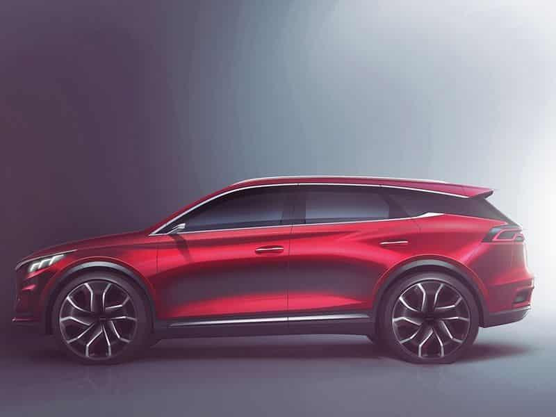 China se pone las pilas: BYD prepara un SUV de lujo con muy buena pinta