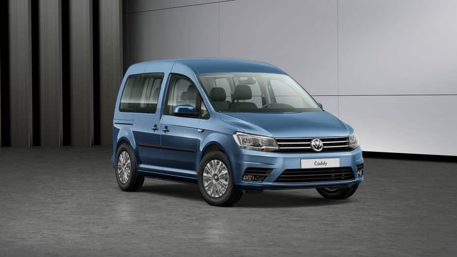 Llega el Volkswagen Caddy «Edition»: Puro equilibrio