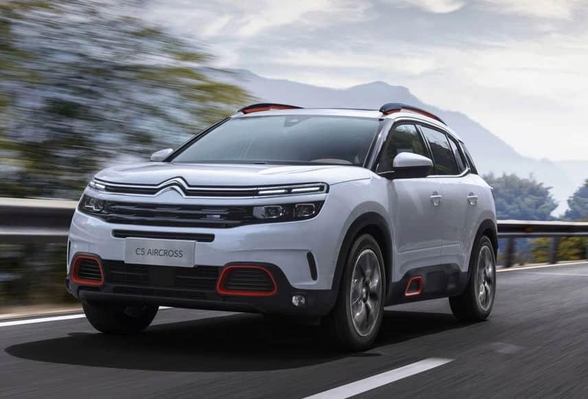 Así es el nuevo Citroën C5 Aircross: SUVs del segmento C, atentos a este nuevo rival