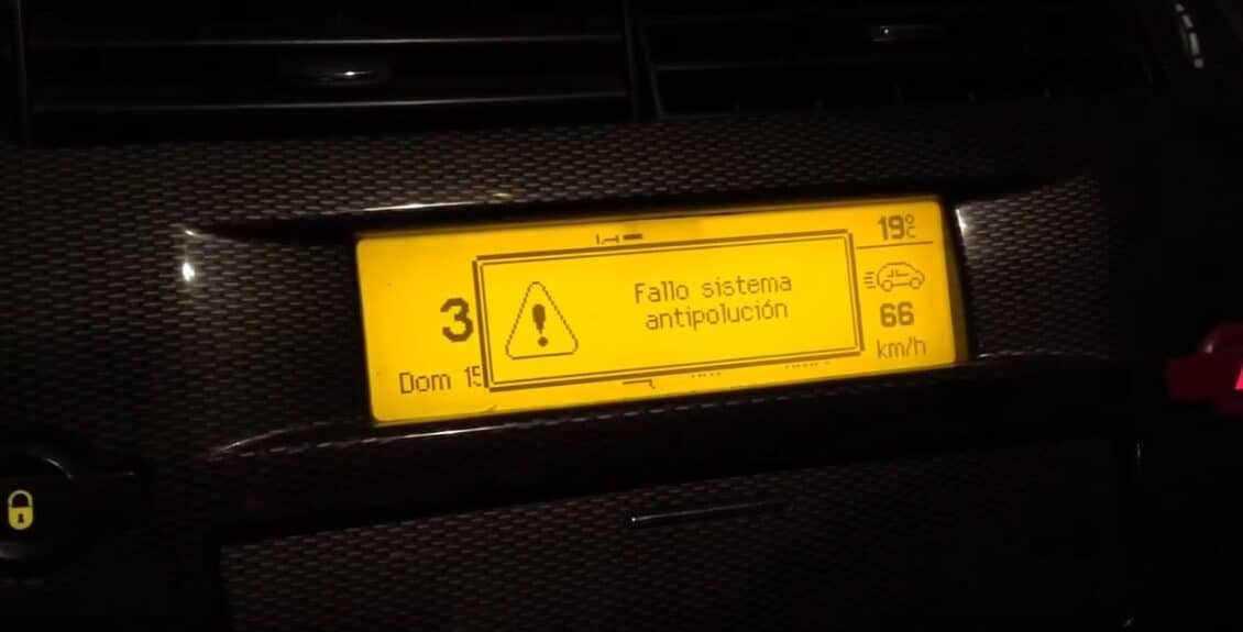 Filtro de Partículas (FAP): ¿Cómo funciona? Regeneraciones, averías y mucho más